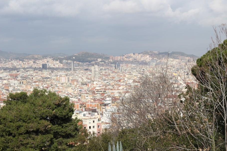 barcelone visiter ville