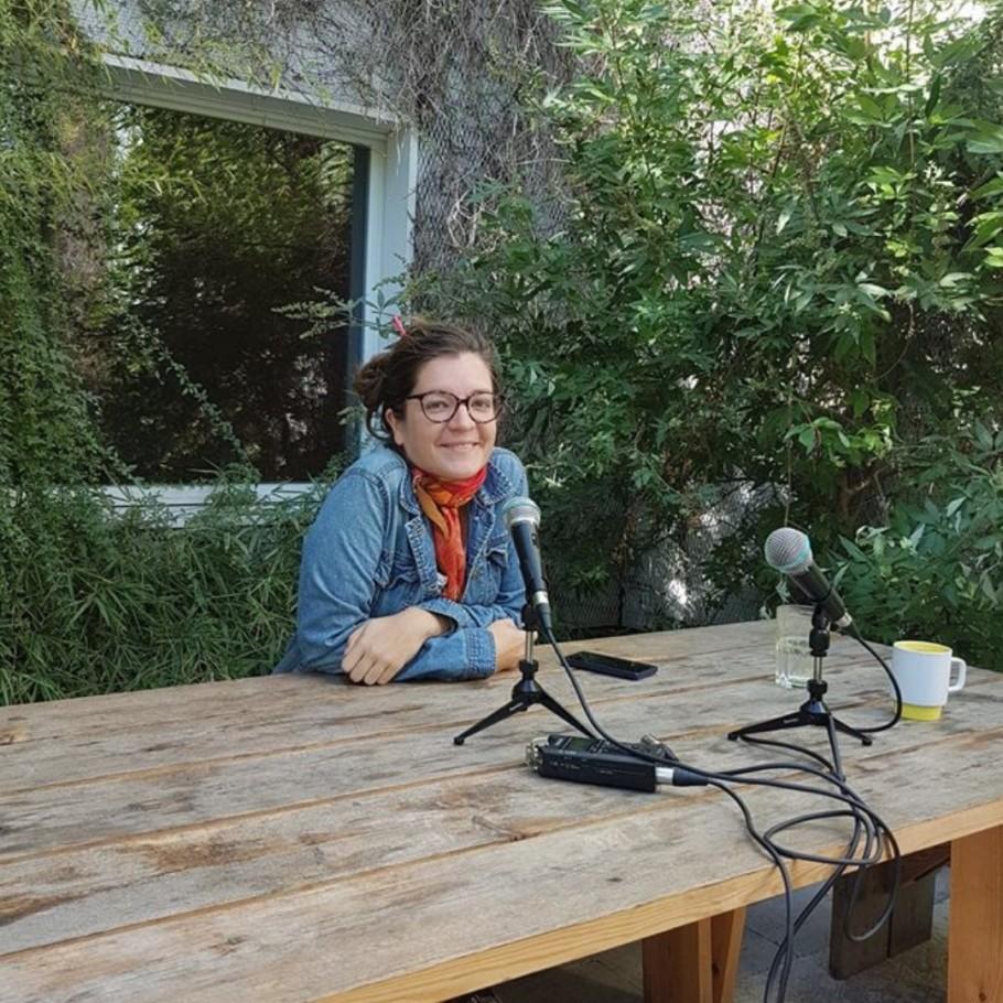 Itinér'aires le podcast #2 : à la rencontre de Marine, co-fondatrice de Voy'agir