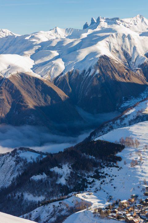 village les 2 alpes