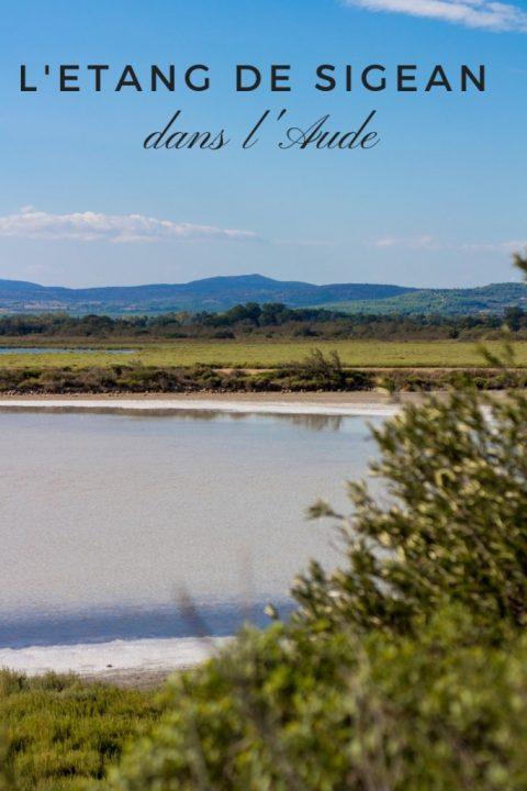 étang Sigean Aude