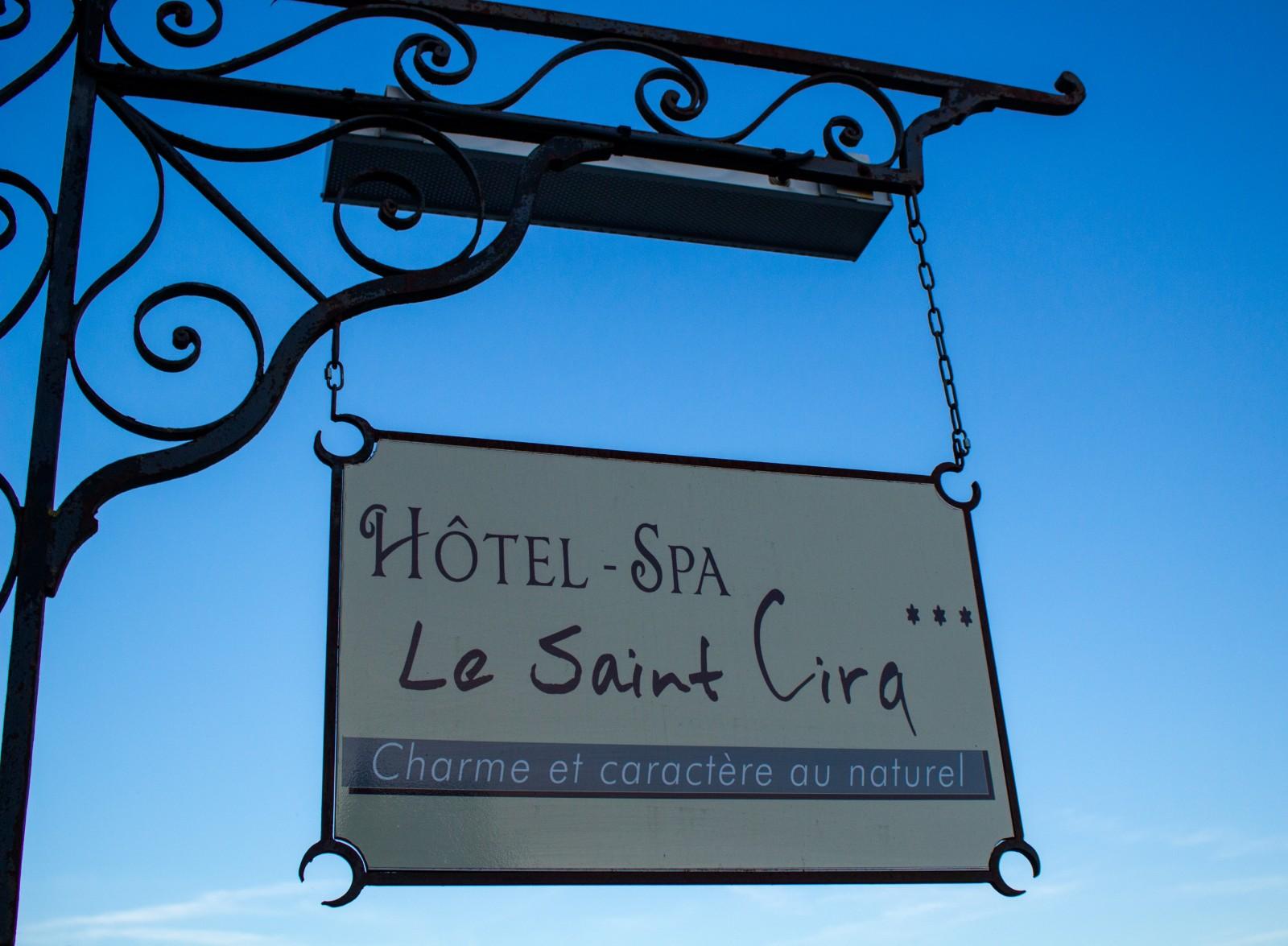 hôtel le saint cirq
