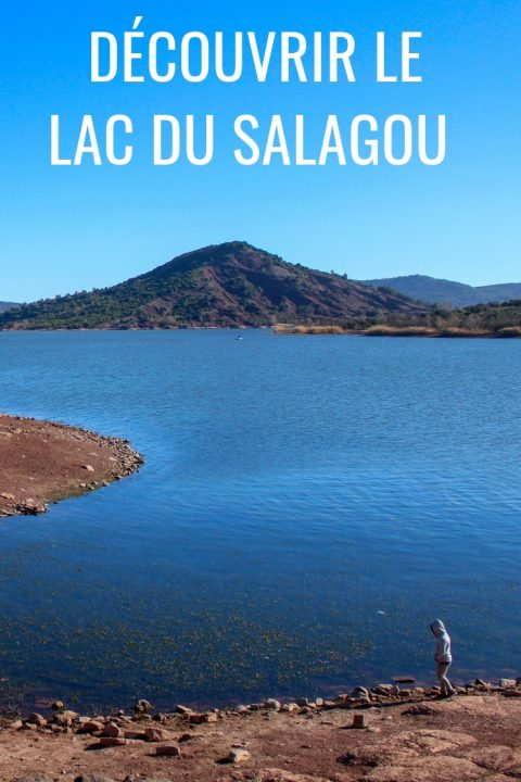 découvrir lac salagou