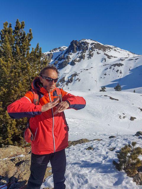 guide montagne montegenevre