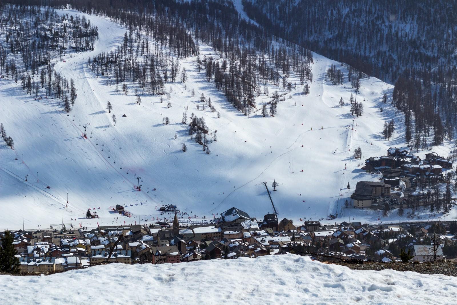 Une semaine d'hiver à Montgenèvre