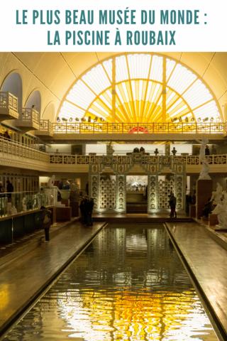 la piscine Roubaix musée