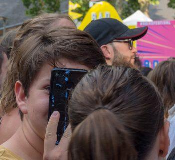Peut-on amener un jeune ado à un festival de musique ?