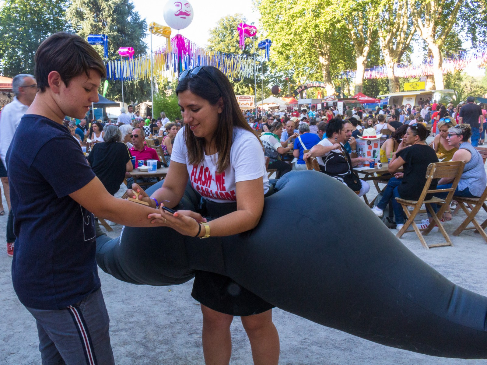 festival de musique adolescent