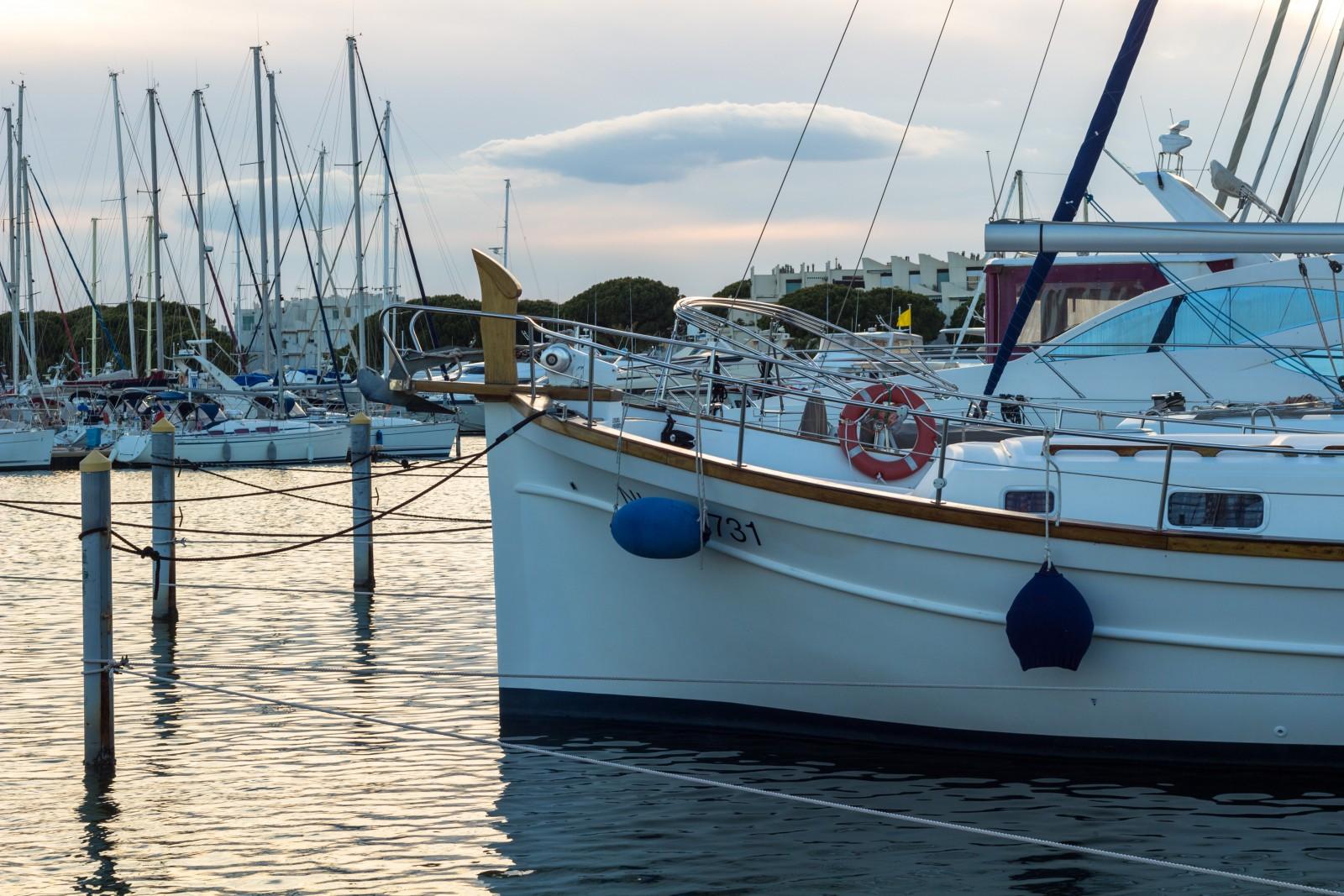 port camargue bateaux