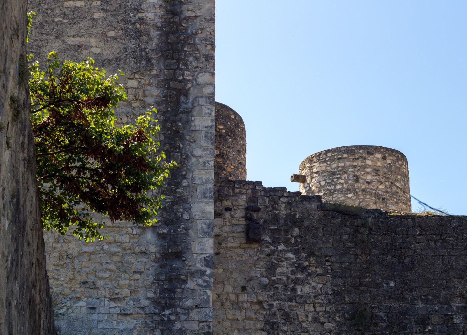 visiter chateau montélimar