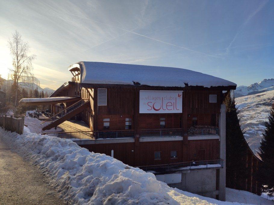 villages club du soleil des arcs 1800