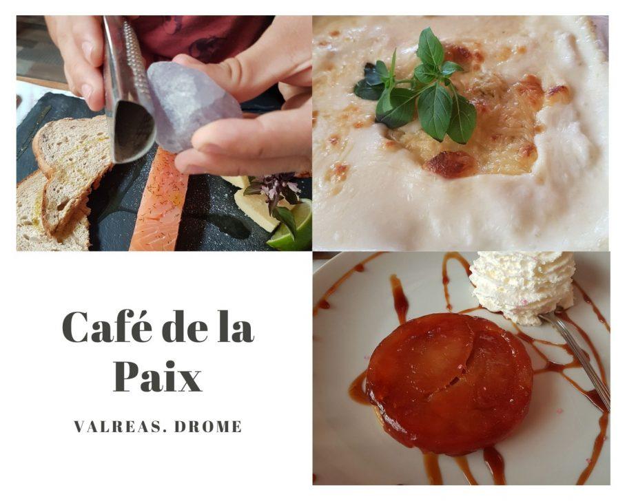 restaurant Café de la Paix