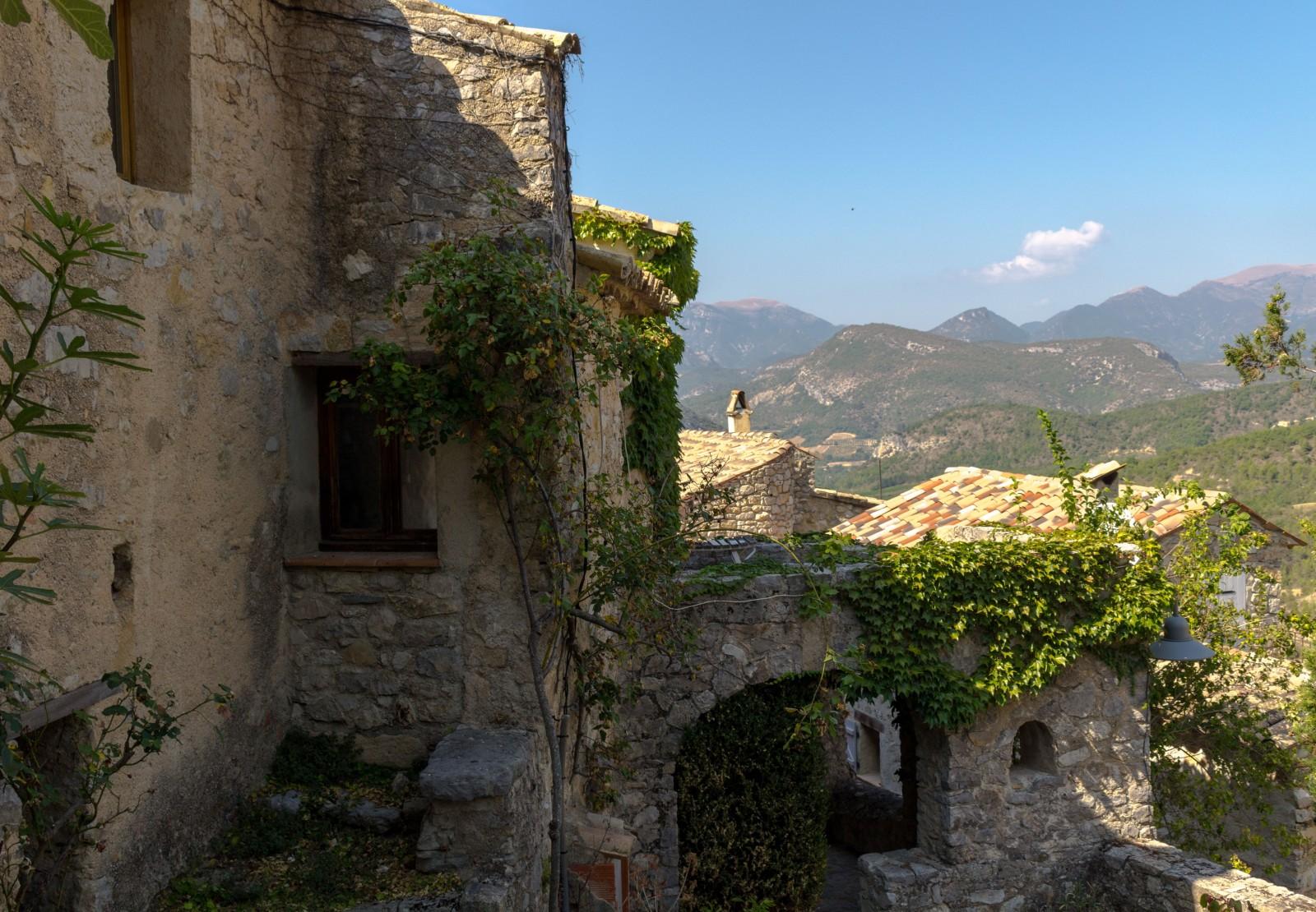 petits villages drome