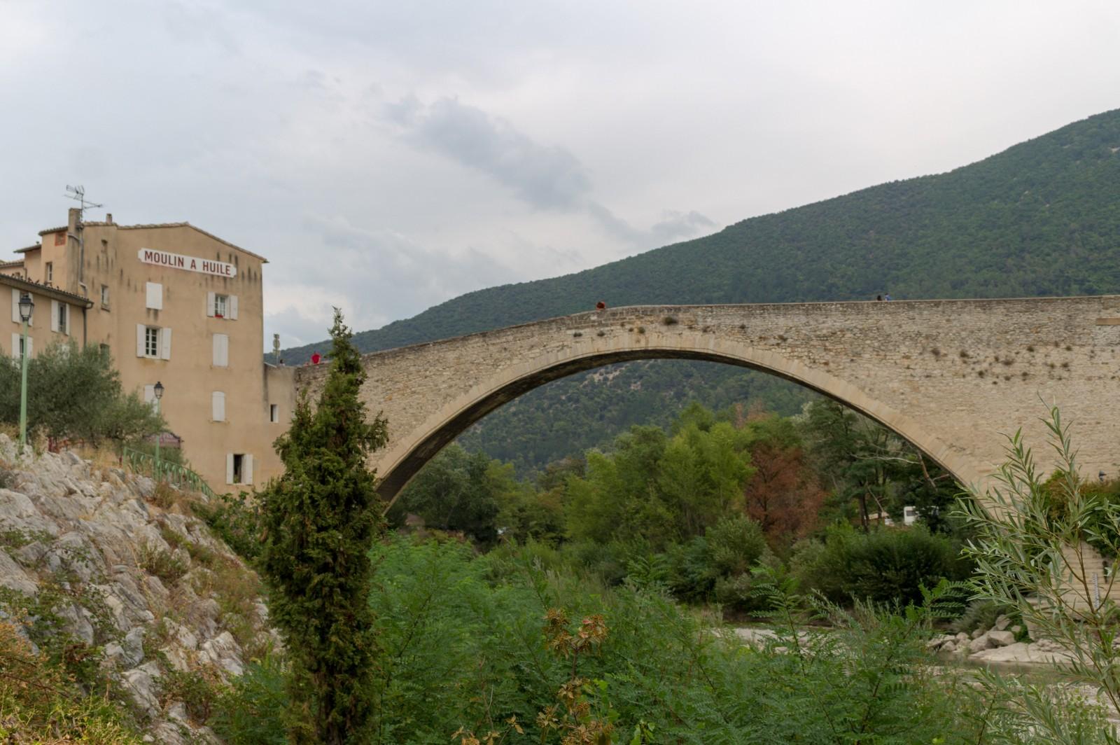 Un été à Nyons, dans la Drôme