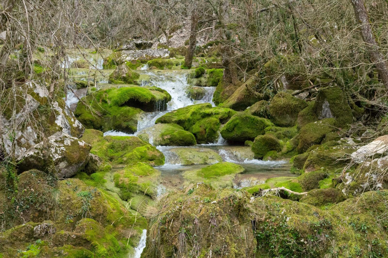 rivière vercors
