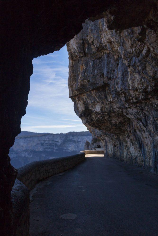 route vercors