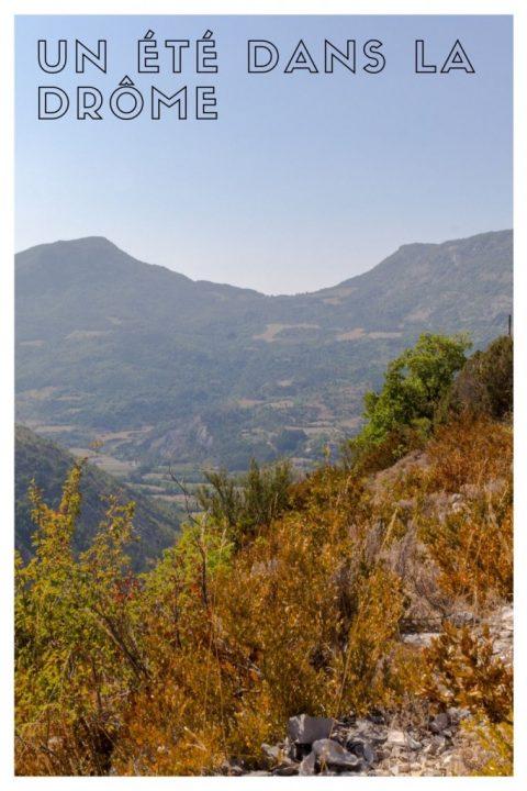un été dans la Drôme