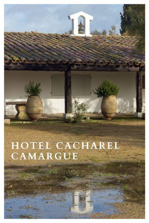hôtel cacharel en Camargue