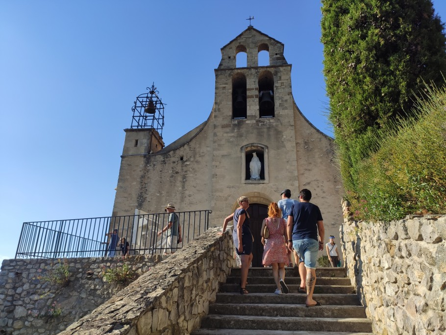 Dégustation de vin et visite culturelle dans le Vaucluse