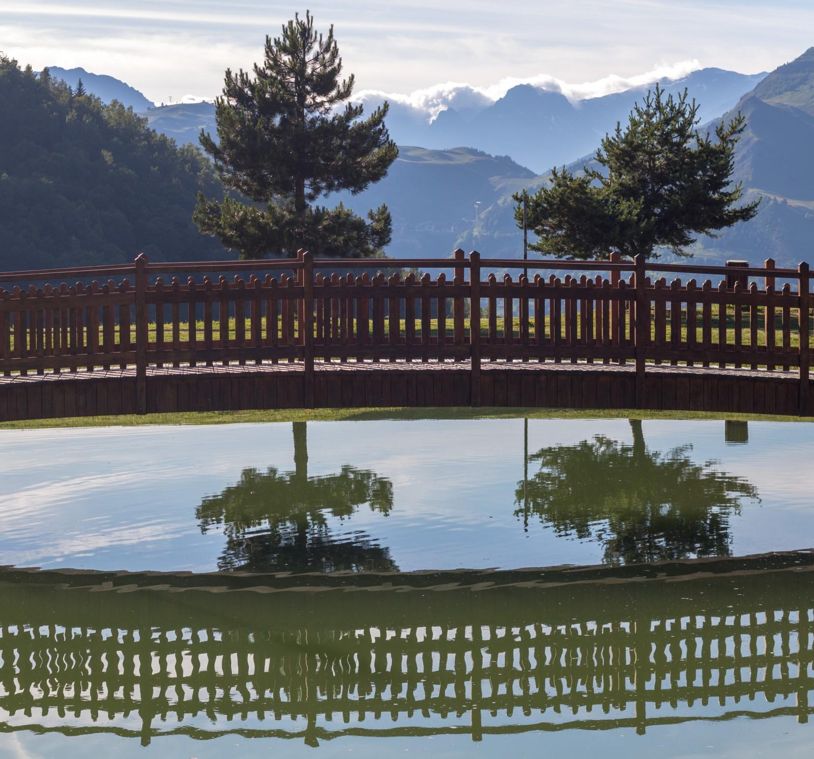 lac les 2 alpes