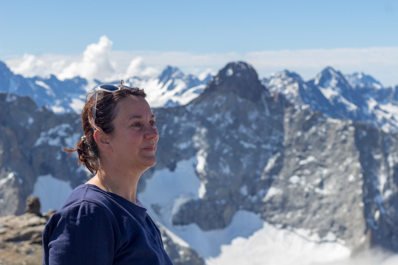 les 2 alpes paysage