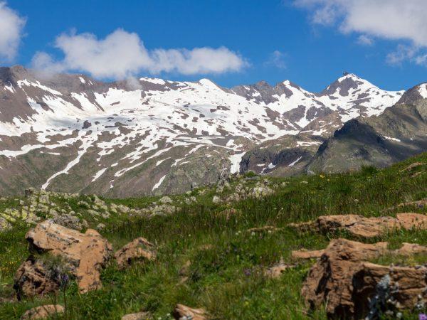 paysage les 2 alpes