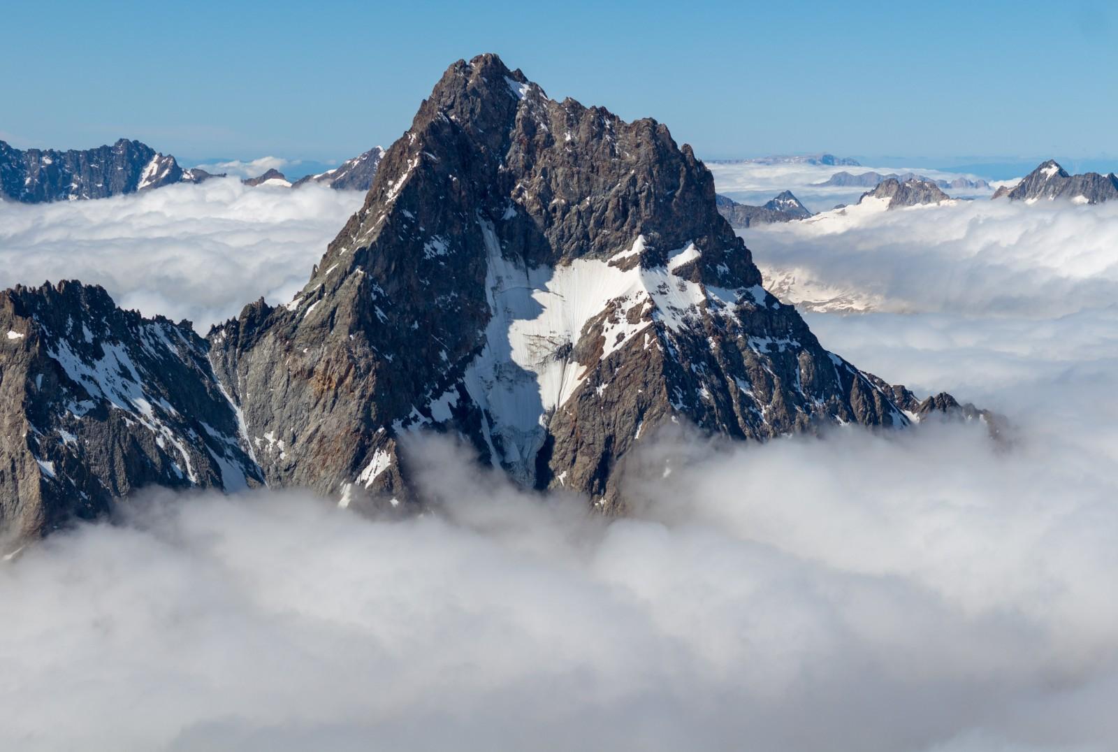 paysage les 2 alps