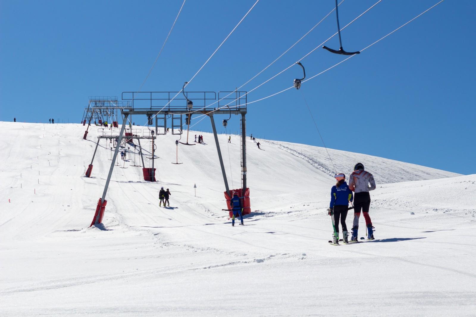 skier les 2 alpes