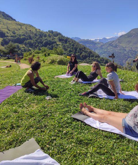 yoga les 2 alpes