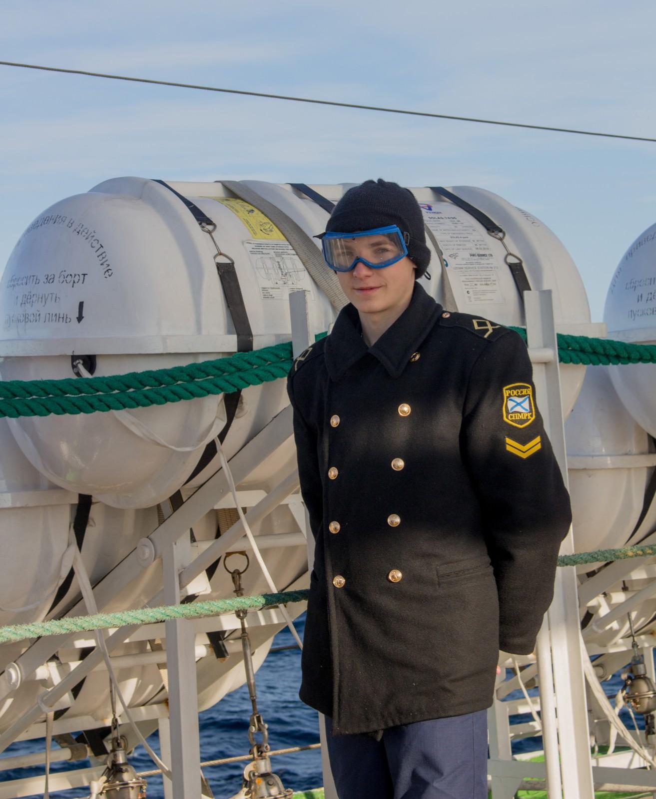 cadet Krusenstern