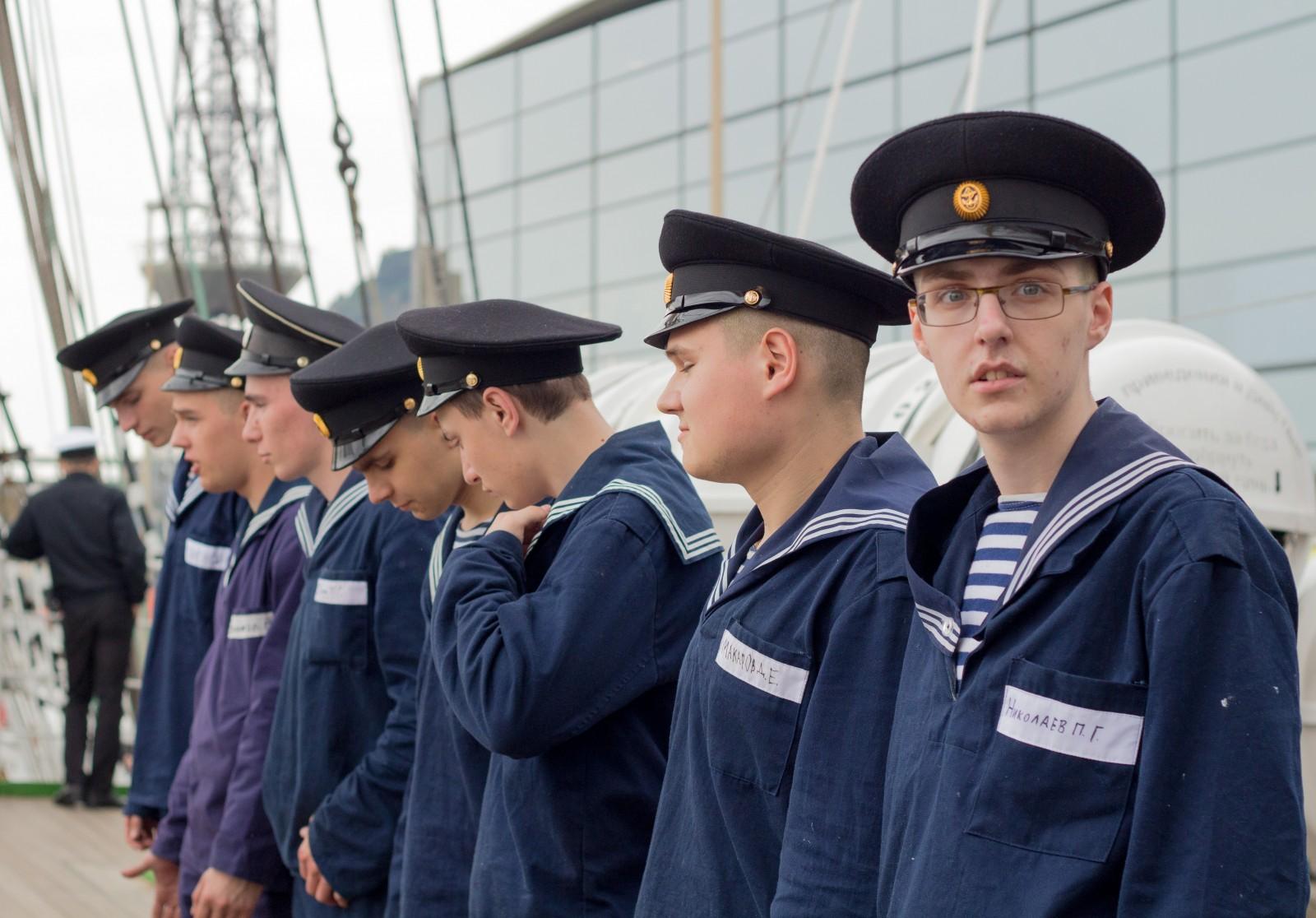 cadets Krusenstern