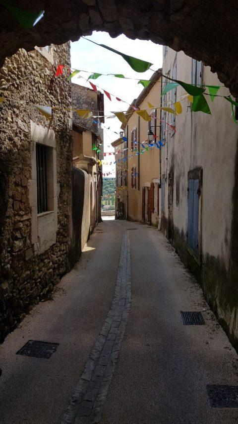 lussan village