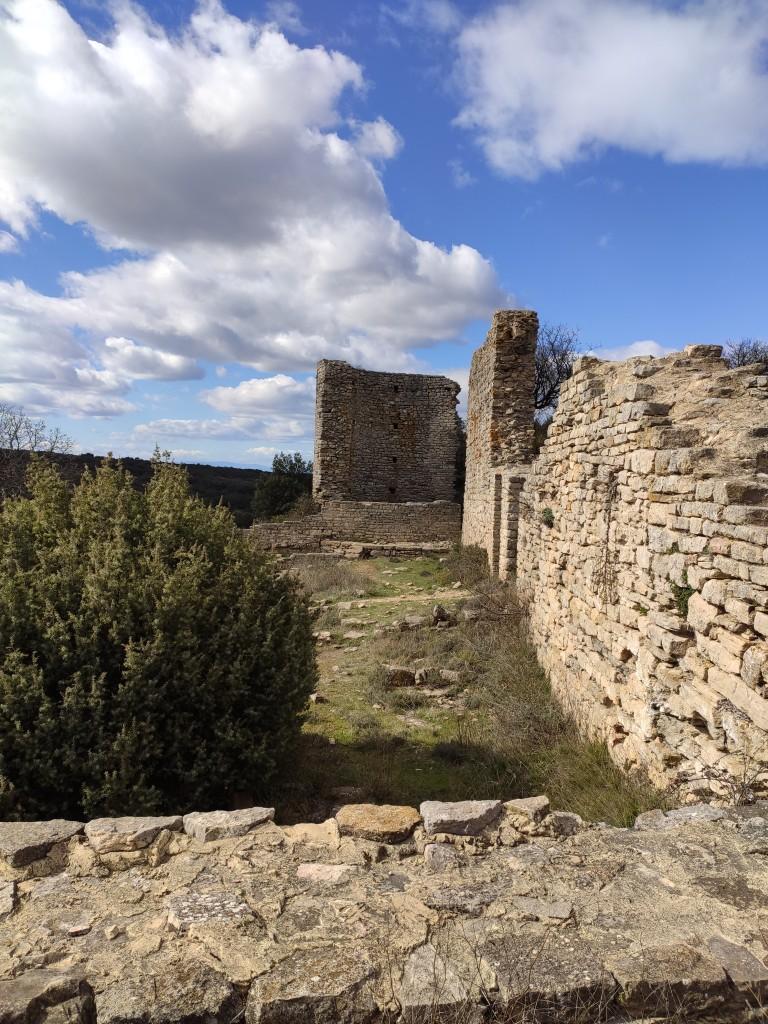 paysage Camp de César
