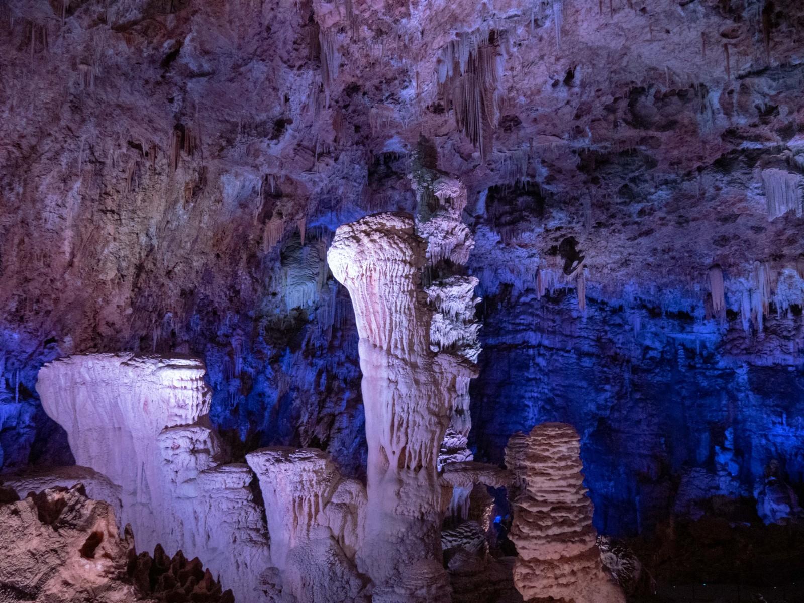 grotte de la salamandre visiter