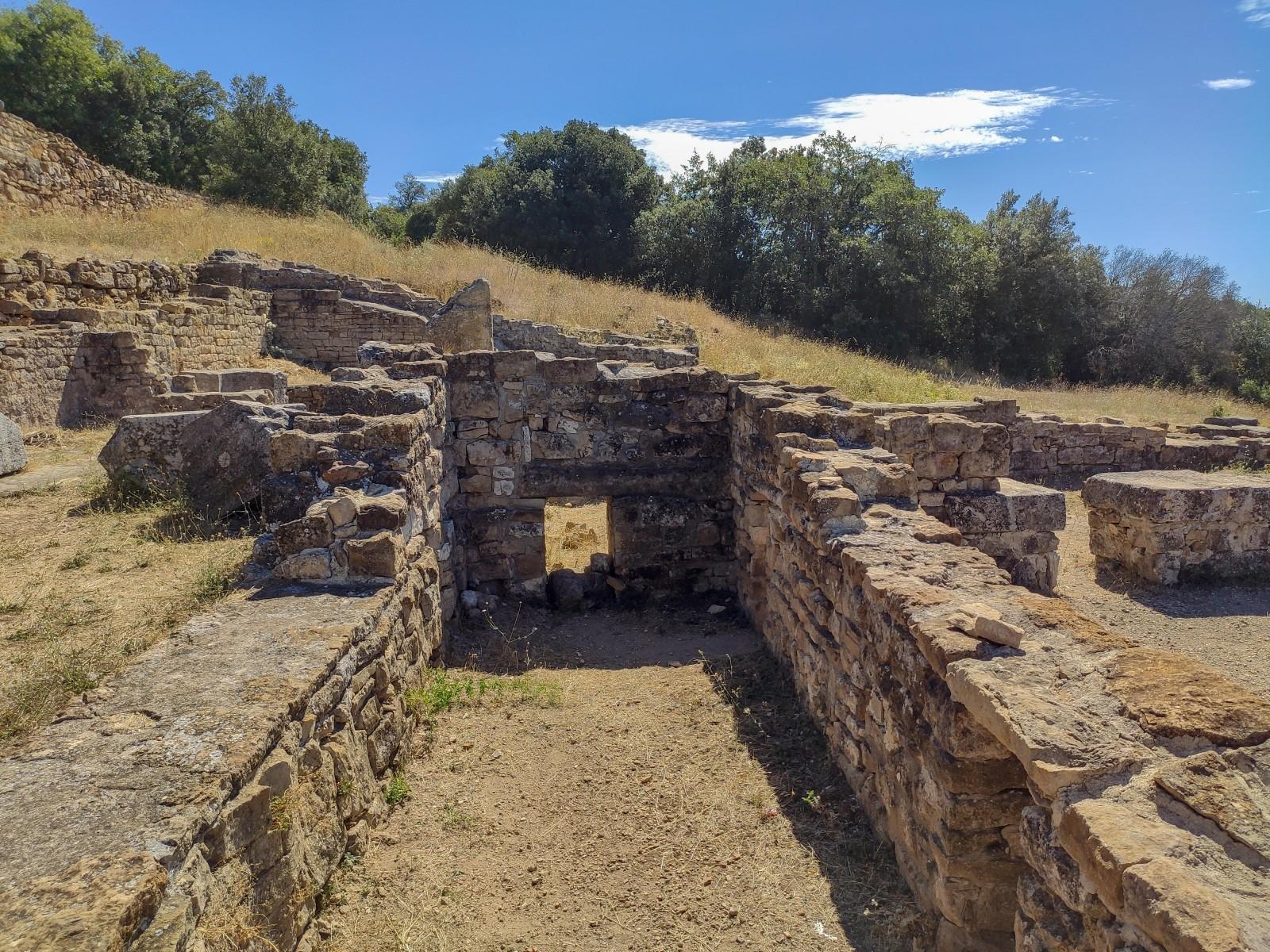oppidum que voir