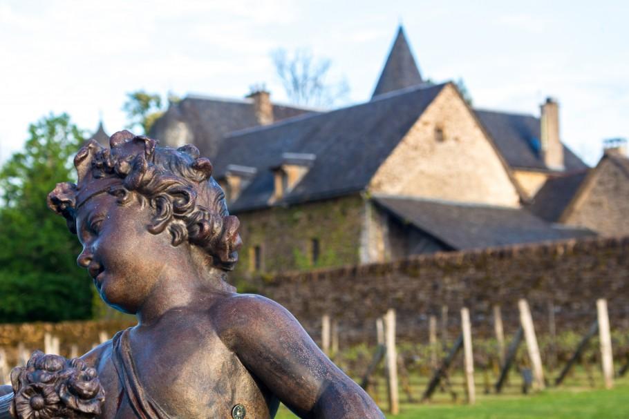 La belle vie au Château de Labro en Aveyron