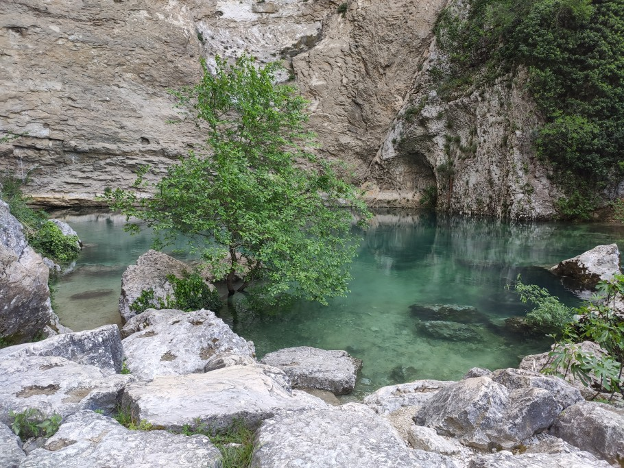 source Fontaine Vaucluse