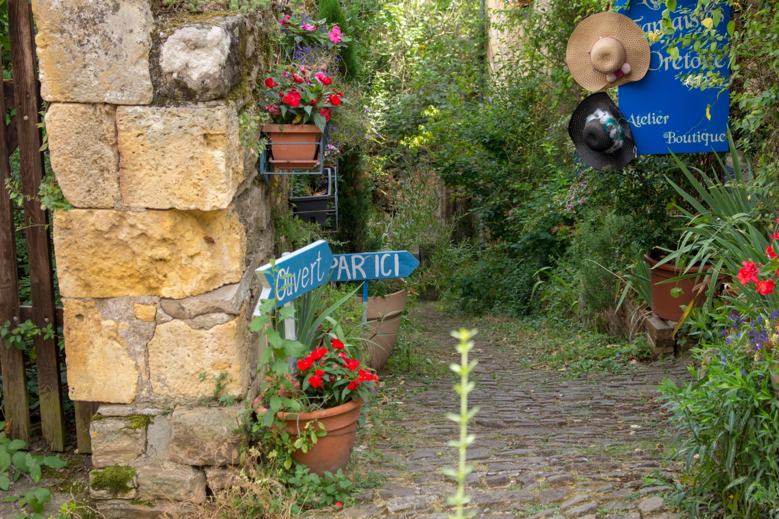 Cordes sur Ciel, plus beau village de France