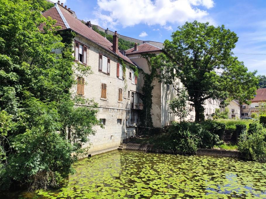 Un séjour à Besançon, entre nature et culture