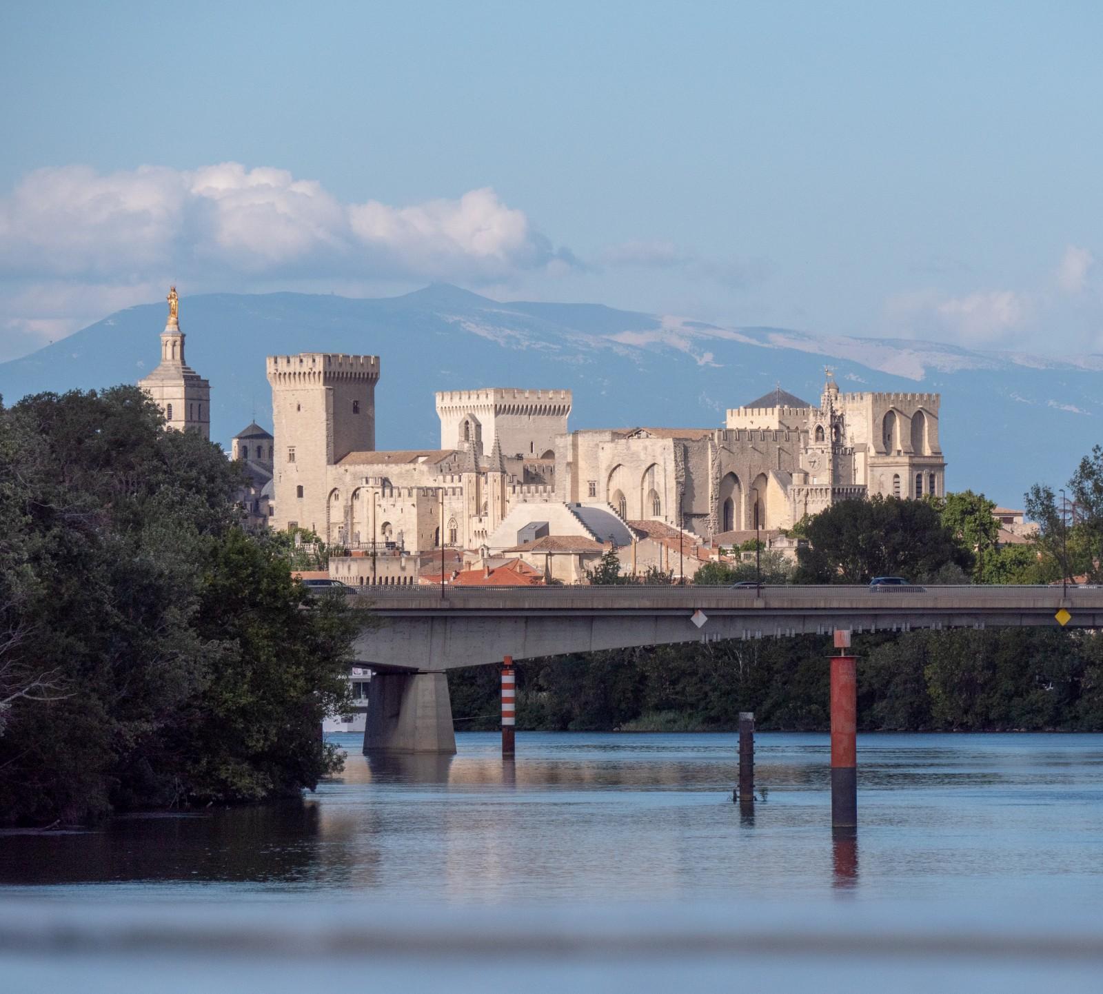 Embarquez pour une croisière entre Avignon et Arles
